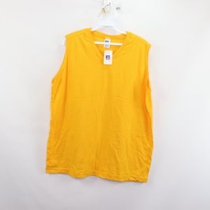New Vintage Russell Athletic Sleeveless Shirt L